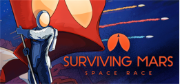 Surviving Mars: Space Race