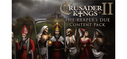 Crusader Kings II: The Reaper's Due - Content Pack