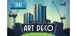 Cities Skylines: Content Creator Pack: Art Deco
