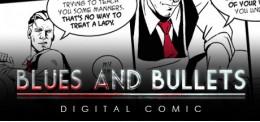 Blues and Bullets - Digital Comic
