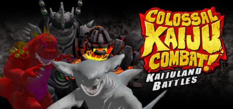 Colossal Kaiju Combat™: Kaijuland Battles
