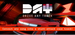 Drive Any Track - Race Your Music!