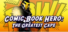 Comic Book Hero: The Greatest Cape